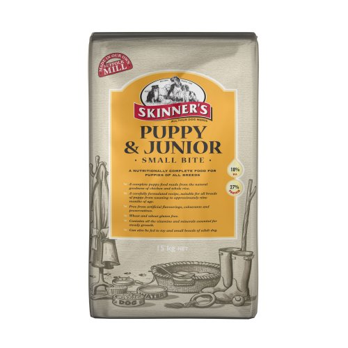 Skinners Small Bite Puppy & Junior Dry Puppy Food 15kg
