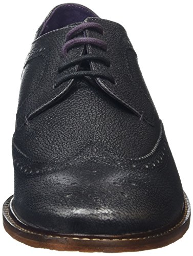 Homens Cinza Lace grey Baker Up Koptein Ted Brogues Sotaque rpHfrSq