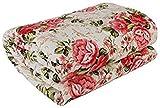 #7: Cloud Mart Floral Printed Double Cotton Dohar