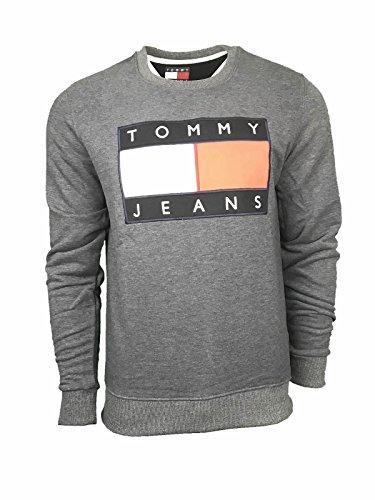 TJM Essential Pocket Tee, T-Shirt Homme, Bleu (Black Iris 002), X-LargeTommy Jeans