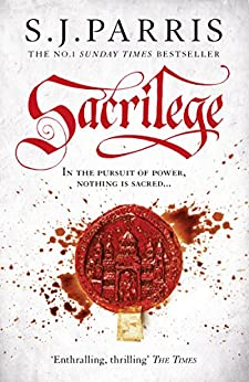 Sacrilege (Giordano Bruno Book 3) by [Parris, S. J.]