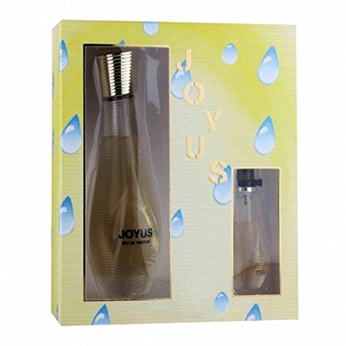 Real Time - RTS12 - Coffret de deux eaux de parfum femme - Joyus - 100 ml et 15 ml