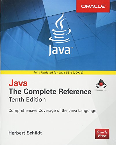 Java: The Complete Reference, Tenth Edition (Complete Reference Series) thumbnail