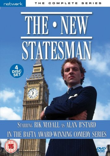the-new-statesman-the-complete-series-import-anglais