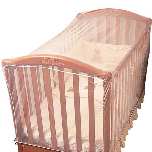 Paradesour Kinderbett Moskitonetz Insektennachweis Atmungsaktiv Baby Neugeborenes kleines Bett Moskito