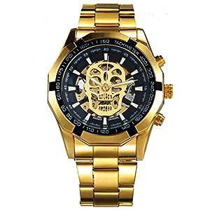 Reloj de pulsera de acero