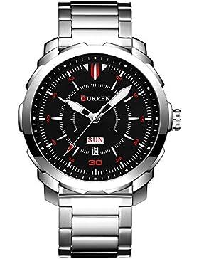 New Fashion Produkt für Herren Armbanduhr Gold Watch Black Watch Business Casual Armbanduhr