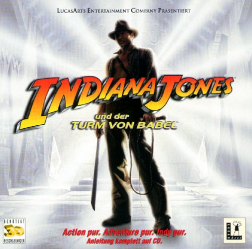 Indiana Jones und der Turm von Babel