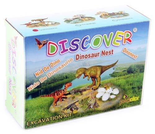 Imagen principal de Dinosaurio kit de excavación que lleva a sus crías