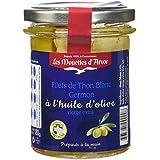 Les Mouettes d'Arvor Filets de Thon à l'Huile d'Olive...