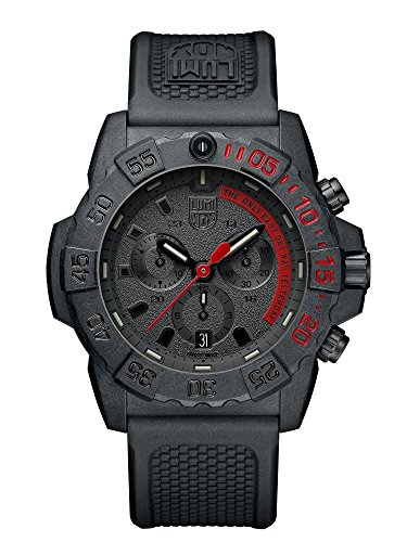 Luminox XS.3581.EY Navy Seal Chronograph 45mm 20ATM (Navy Seal Herrenuhr)