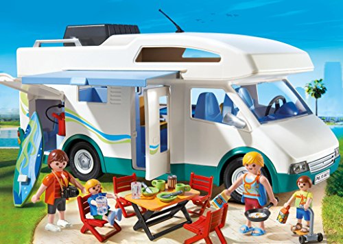 Playmobil   Caravana de verano (66710)