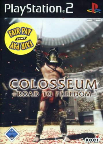 Colosseum - Road to Freedom (Hercules Action-spiel)