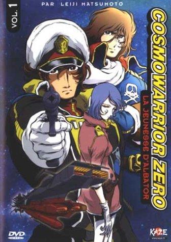 La jeunesse d'Albator - Volume 1 - 3 épisodes VOSTF