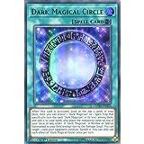 Best single card Card Yugiohs - YuGiOh : LEDD-ENA15 1st Ed Dark Magical Circle Review