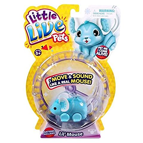 Little Live Pets Maus Interactive PIPELETTE Saison 3