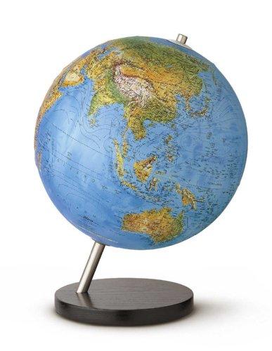 Best Price Nova Rico Linea Relief Illuminated Geographical Globe – 30 cm Reviews
