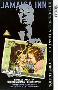 Jamaica Inn [VHS] [1939]