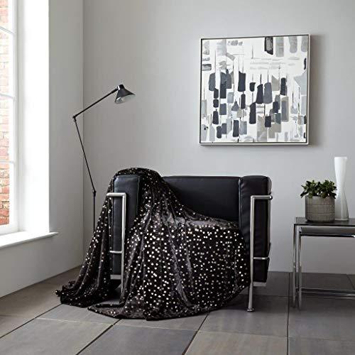 Pavla-Outlet - Manta de Forro Polar para sofá o Cama (tamaño Grande),...