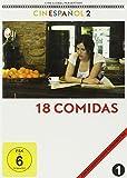 18 Comidas (Aus der spanisch-lateinamerikanischen Filmtournee Cinespañol 2) (OmU) [Alemania] [DVD]