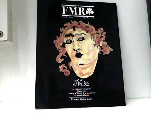 FMR the magazine of Franco Maria Ricci No.32