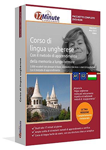 Corso di Ungherese (PACCHETTO COMPLETO): Software di apprendimento su DVD