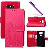 COTDINFOR LG G5 Case Wallet Bookstyle Pu Leather Flip