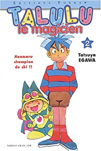 Talulu le magicien Edition simple Tome 2
