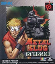 Metal Slug 1st Mission (Neogeo)