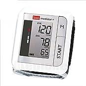 boso Medistar+ vollautomatisches Blutdruckmessgerät für Handgelenk 476-0-143