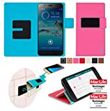 JiaYu S2 Hülle Cover Case in Pink - innovative 4 in 1