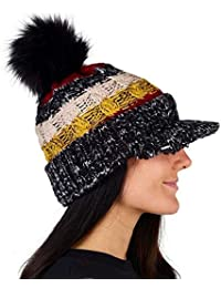 CityComfort Gorras Invierno Mujer Bufanda Invierno Calentador de Cuello Accesorios de Ski Niña Mujeres