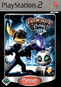 Ratchet & Clank 2 [Platinum]