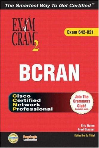 CCNP Bcran Exam Cram 2 por Eric Quinn