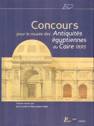 Concours pour le musée des Antiquités égyptiennes du Caire, 1895