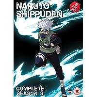 Naruto Shippuden Complete Series 3 Box Set