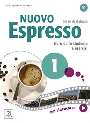 Nuovo Espresso 1 - einsprachige Ausgabe Schweiz. Buch mit DVD-ROM: corso di italiano
