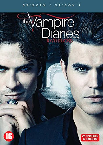 Vampire Diaries - Integrale Saison 7 - Inclus Version Francaise