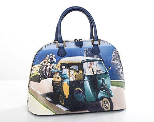 Luna Caprese , Bugatti femme bleu