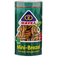 Mayka Mini Bretzels Bio 80 g