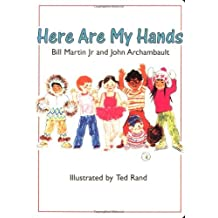 Here Are My Hands by Jr. Bill Martin (1998-12-23)