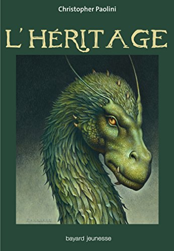 Héritage Eragon Tome 4 par Christopher Paolini