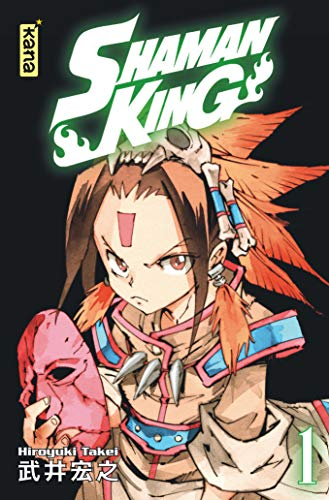 Shaman King Star Edition, tome 1