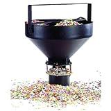 Eurolite Confetti machine - Accesorio de discoteca (50 Hz, 460 x 385 x 440 mm, 4 kg, Negro)