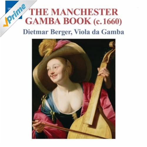 "The Manchester Lyra-Viol Manuscript, ""The Manchester Gamba Book"": The Third Tuning: No. 3. Coranto (Alphonso Ferrabosco)"