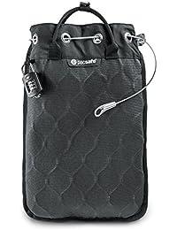 Pacsafe Travelsafe - Mobiler Safe, Schultertasche mit TSA-Zahlen Schloß, Diebstahlschutz, Henkeltasche mit Anti-Diebstahl Technologie