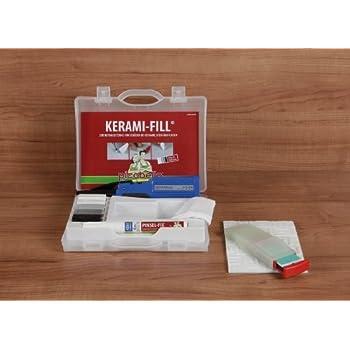 Picobello Ceramic Tile Repair Kit White//Grey by Konig by Konig