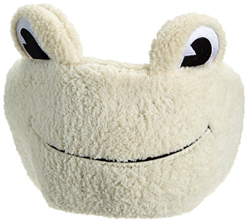 VAUDE Aufsatz für Kindertrage Cushion Frog, White, One Size, 11861