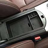 Central Aufbewahrungsbox Handschuh Armlehne Box Tablett für X3F252011–2015/X4F2620142015Zubehör Auto Styling
