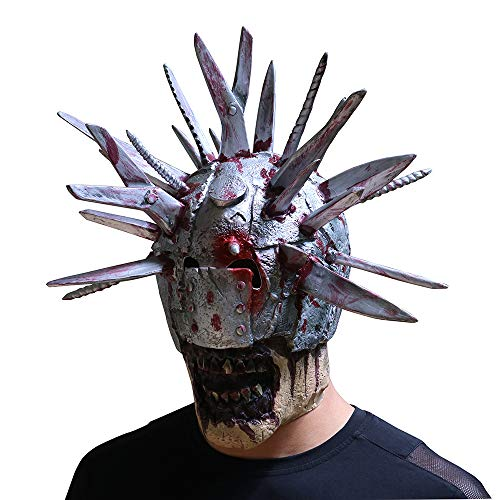 Shixing Halloween Horror Maske Klinge Erwachsenen Creative Thriller -